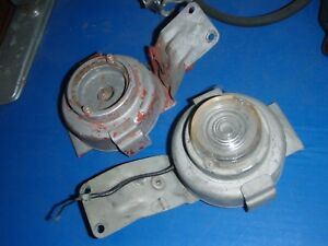 Reel Out Retractable Trunk Light Pontiac Gto Buick 1955 1956 1957 1958