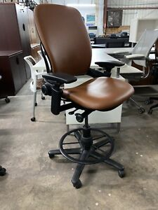 Steelcase Leap V2 Drafting Chair