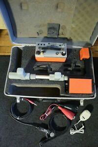 Metrotech Locator Set Model 850 With Inductive Clamp 4