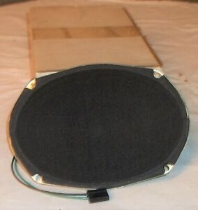 1958 Chevy Nos Impala Rear Speaker In The Box