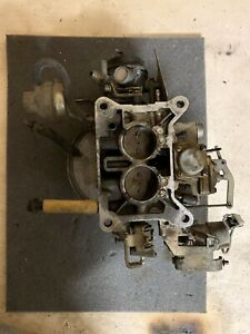 Ford Motorcraft 2 barrel Carburetor