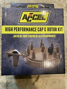 Accel 8233 High Performance Distributor Cap Rotor Kit Ford 302 V8 5 0 Lincoln