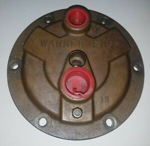 Hydra cell D10 Brass Valve Cover Plate