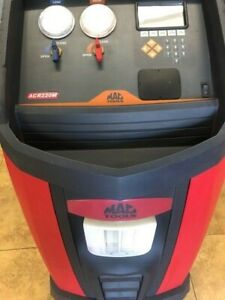Mac Tools R 134a Recovery Recycling And Recharging Station Ac Recharge