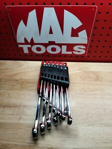 Mac Tools 14 Pc Precision Torque Wrench Set 6 19mm 12pt Excellent Condition