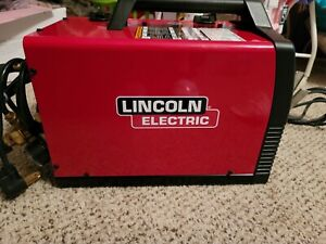 New Lincoln Electric Pro mig 180 Welder 230v