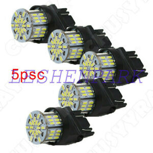 5pcs 3157 Led Front Turn Signal Lights For Ford Mustang 1990 2012 Fiesta 2011 19