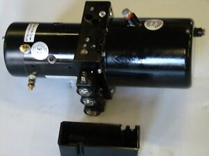 Fisher Insta Act Snow Plow Pump New 4000 Psi Pn 22155 1