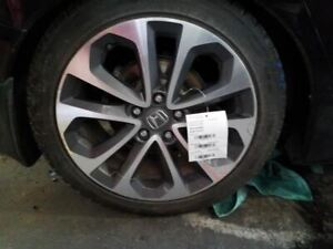 Wheel 18x8 Alloy Silver Inset Sedan Touring Fits 13 15 Accord 487781