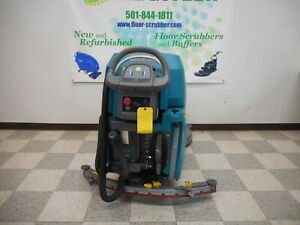 Tennant T500e 32 Refurbished Walk Behind Disc Floor Scrubber