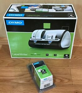 Dymo Labelwriter 450 Twin Turbo Label Thermal Printer Used Once