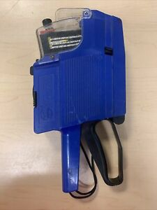 Mx 6600 10 Digit Two line Price Tag Gun Label 2 Lines For Pricing Pre Owned