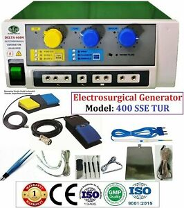 High Portability Surgical Electro Surgical Generator Surgical Cautery Machine x