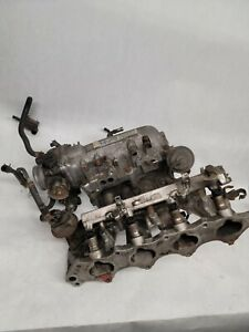 1999 2000 2001 Honda Prelude Intake Manifold H22a With Everything Shown
