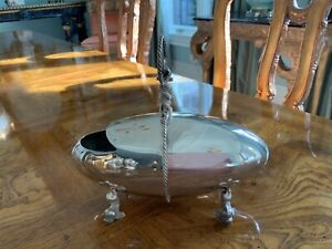 Mappin And Web Silver Plate Spoon Warmer