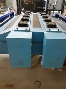 American Ultraviolet 2 Bulb Uv Conveyor Curing Unit For Screen Printing