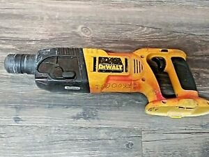 Dewalt 18v Dw999 Type 3 7 8 Sds Rotary Hammer Drill Bare Tool Only