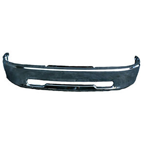 Ch1002387v New Replacement Front Bumper Bar Fits 2009 2010 Dodge Ram 1500