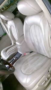 06 10 Buick Lucerne Super Heated Ventilated Seat Set Front Rear Cocoa Shale