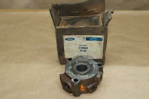 Vintage Oem Ford Tractor Parts 31083 Power Steering Control Valve Assembly