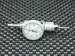 Mitutoyo 513 128 Dial Test Indicator 001 No Etchings Made In Japan