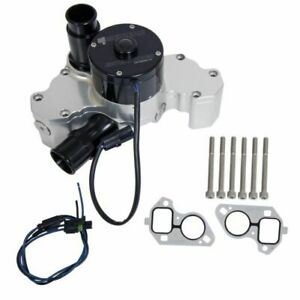 Meziere Wp333n Electric Water Pump Aluminum 55 Ghp Natural For Gm Ls Engines New