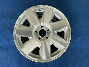 17 Cadillac Deville Dts 2003 2004 2005 17x7 5 Oe Silver Machined Wheel 4571