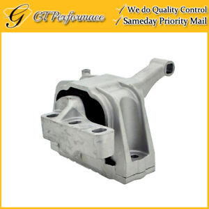 Front Engine Motor Mount For 09 17 Vw Tiguan 15 16 Audi Q3 2 0l Hydraulic