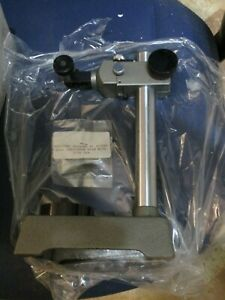 New Comparator Dial Indicator Gage Stand Serrated Round Anvil Great Quality Pric