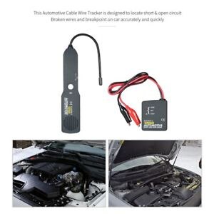 Automotive Short Open Finder Circuit Tester Cable Wire Tracker Only Dc 6 42v