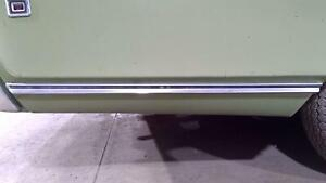 1968 Chrysler New Yorker Right Rear Quarter Panel Stainless chrome Trim