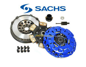 Fx Stage 3 Clutch Kit Sachs Bearing Racing Flywheel Fits Bmw E46 E39 325 525 530