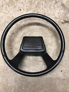 Toyota 4runner Pickup Truck Black Steering Wheel 1984 1985 1986 1987 1988 84 88