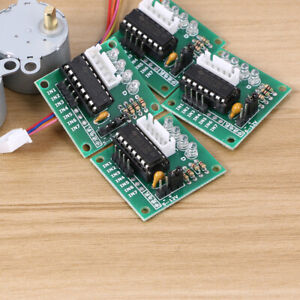 4 Sets Durable Sturdy High Quality Professional Uln2003 Driver Board For Arduino