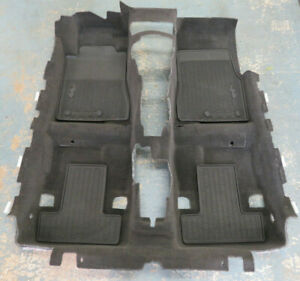 2011 2014 Ford Mustang Gt Carpet All Weather Floor Mats Oem Factory Ford
