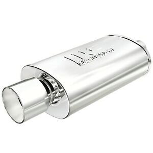 14832 Magnaflow Performance Exhaust 14832 Street Performance Stainless Steel