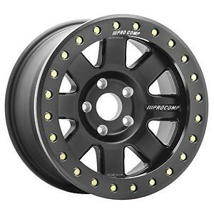 Pro Comp 75 Series Trilogy Race 17x9 With 5x5 Bolt Pattern Satin Black