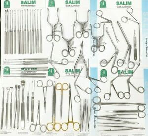 Tympanoplasty Set Surgery Surgical Veterinary Instruments Salim group