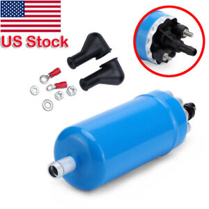 Inline High Pressure Efi Electric Fuel Pump Universal Replacement 0580464070 Hot