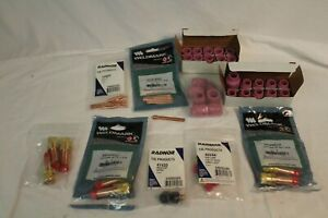 Lot Of Tig Welding Equipment And Accessories