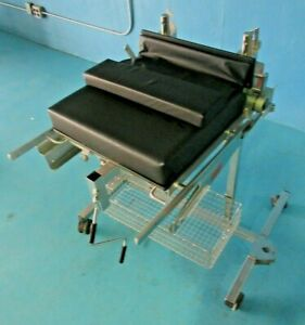 Maquet 1007 03a0 Orthopedic Or Table Accessory