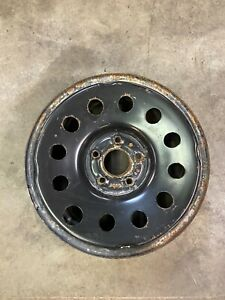2005 2007 Jeep Grand Cherokee Wk Factory 17 Full Size Spare Tire Wheel