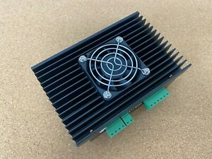 Dm860h Stepper Motor Driver With Built In Fan Nema 34 42 Shipped From Usa