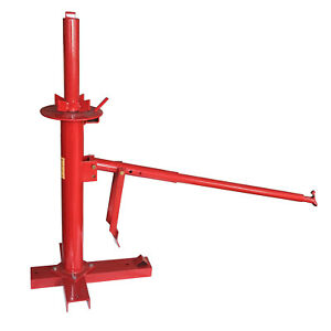 Portable Tire Changer Changing Machine Car Truck Motorcycle Manual Bead Breaker