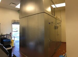Duracold Walk in Freezer And Cooler 7 X 12 x8 493sq ft