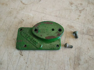 Atlas 7b Metal Shaper Milling Machine On Off Switch Mount Bracket S7 302g