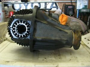 E Locker With Actuator Rear Differential Toyota 4runner Tacoma 4 30 Ratio
