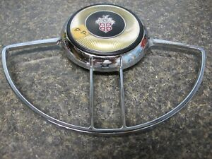 1951 1952 Packard Horn Ring Very Good Condition Rare Rind