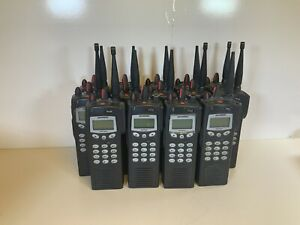 Lot Of 14 Harris P7200 Mapt t7hxx Multi mode 16 Channel Radio
