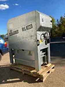 Felder Rl200 Dust Collector woodworking dust Collection
